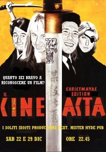 Il Cineasta ChristMayas edition locandina