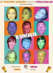 Il Cineasta Easter edition locandina